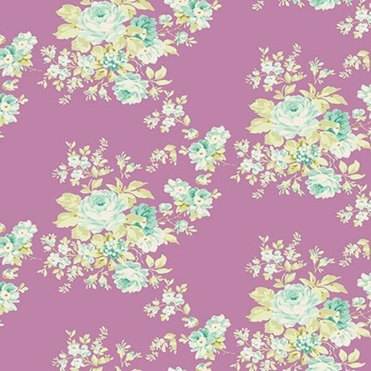Tilda: Harvest - Autumn Rose Lilac