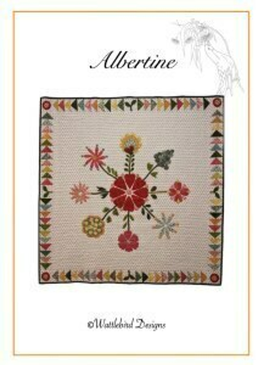 Veronique's Quilt Designs: Albertine