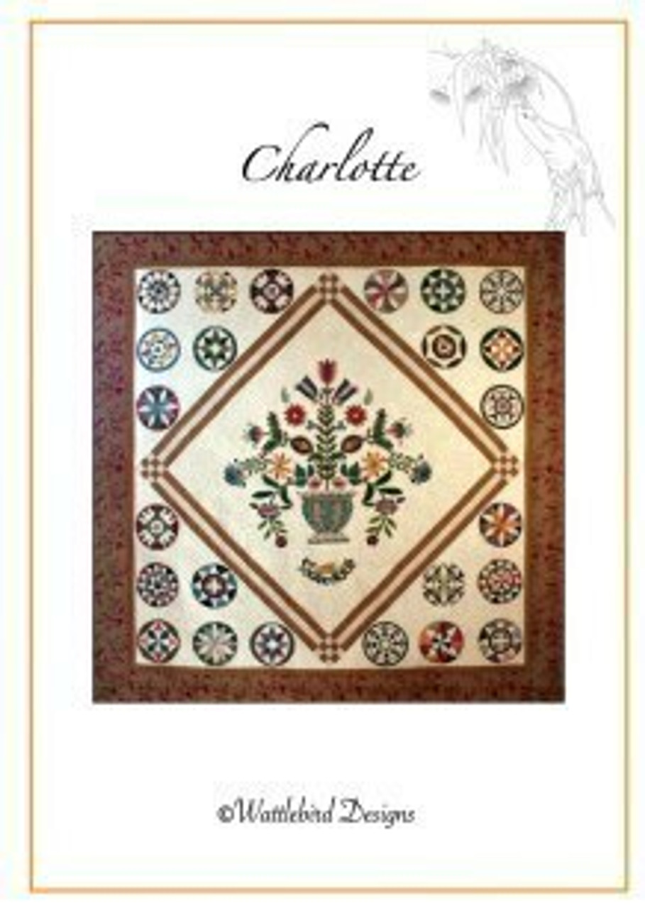 Veronique's Quilt Designs: Charlotte
