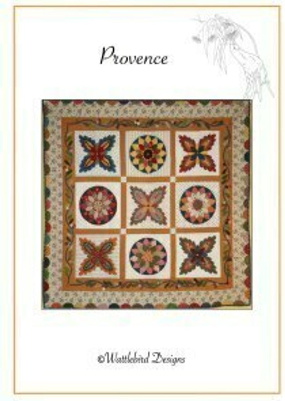 Veronique's Quilt Designs: Provence