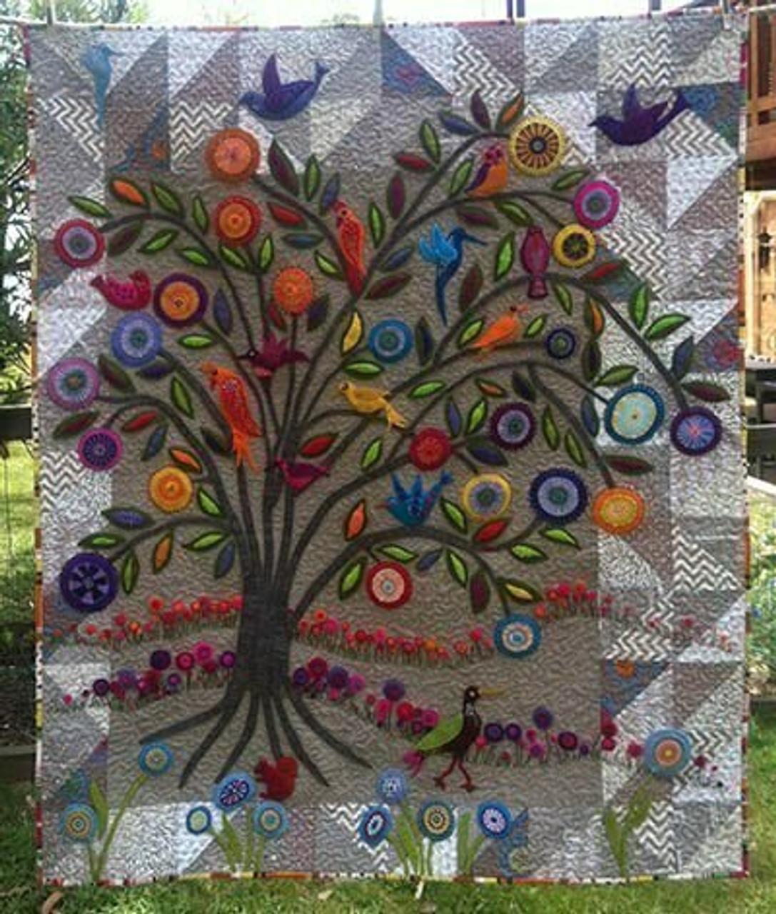 Wendy Williams : Birdsville - Quilt Pattern