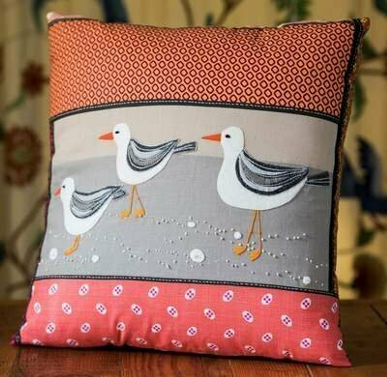 Wendy Williams : Seaside Cushions - Pattern