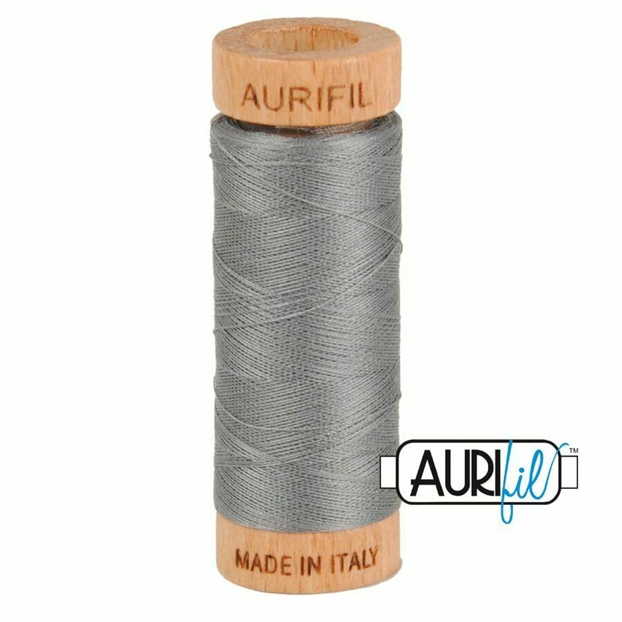 Aurifil 80wt Artic Ice (2625) thread