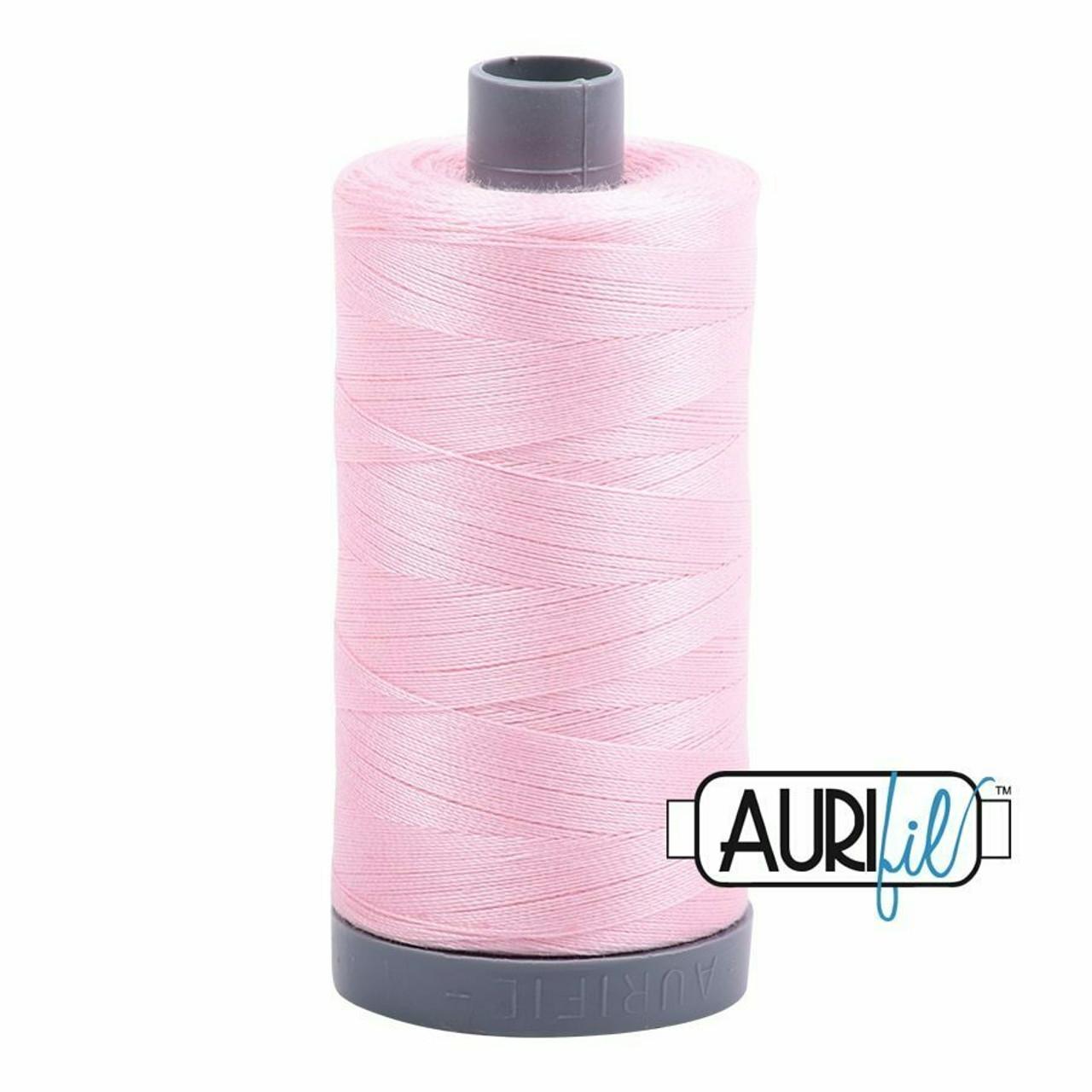 Aurifil 28wt Baby Pink (2423) thread