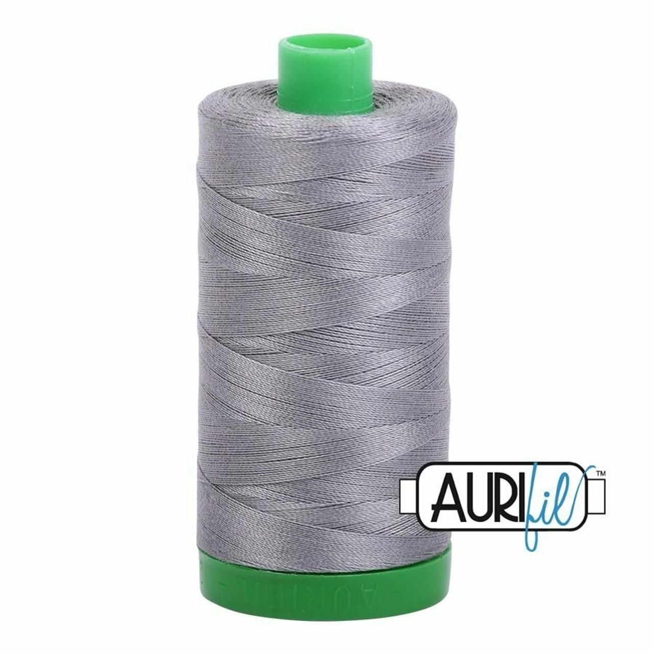 Aurifil 40wt Artic Ice (2625) thread