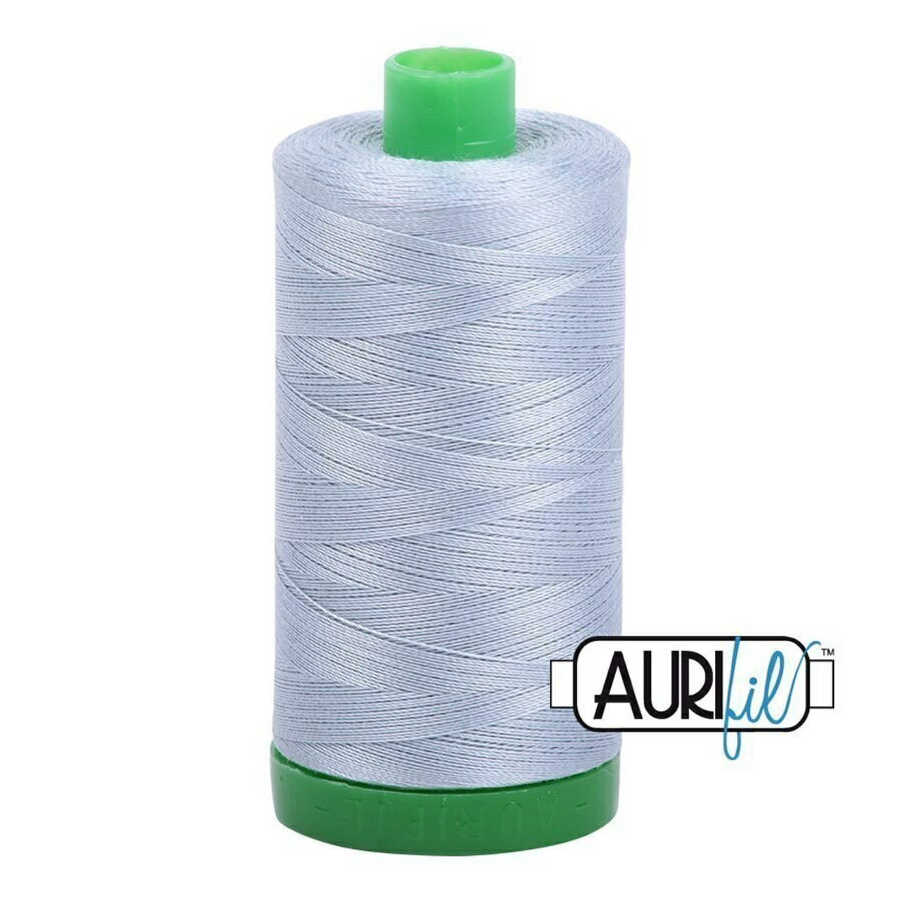 Aurifil 40wt Artic Sky (2612) thread