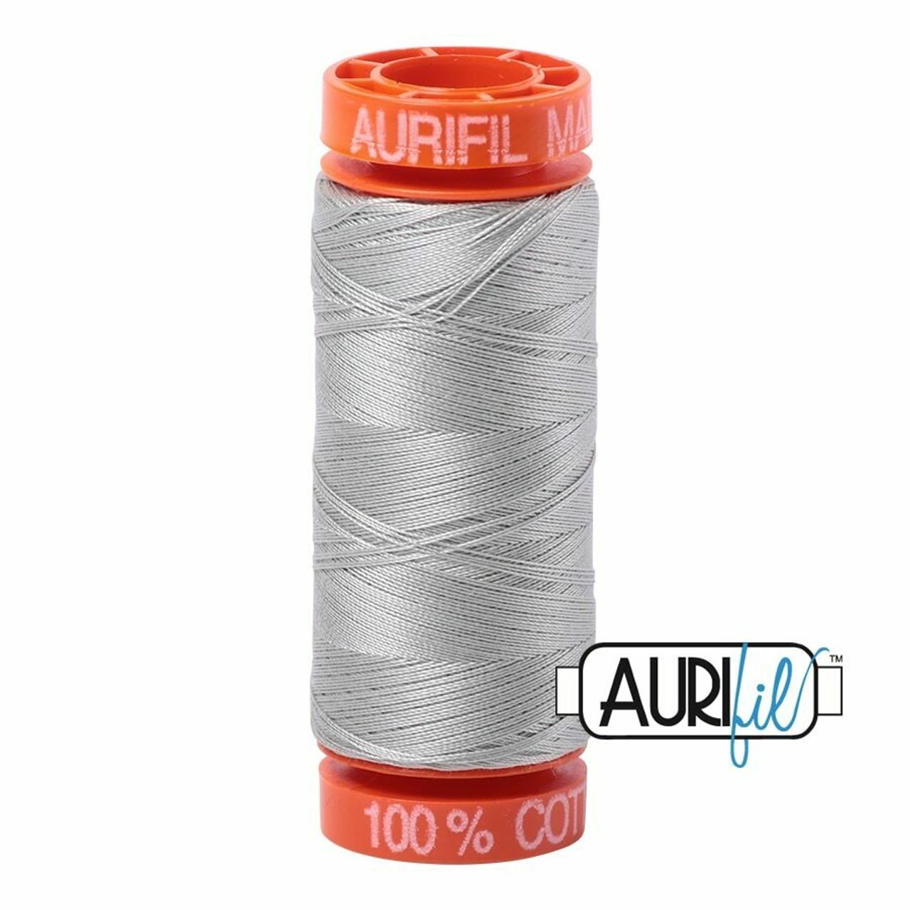Aurifil 50wt Airstream (6726) thread