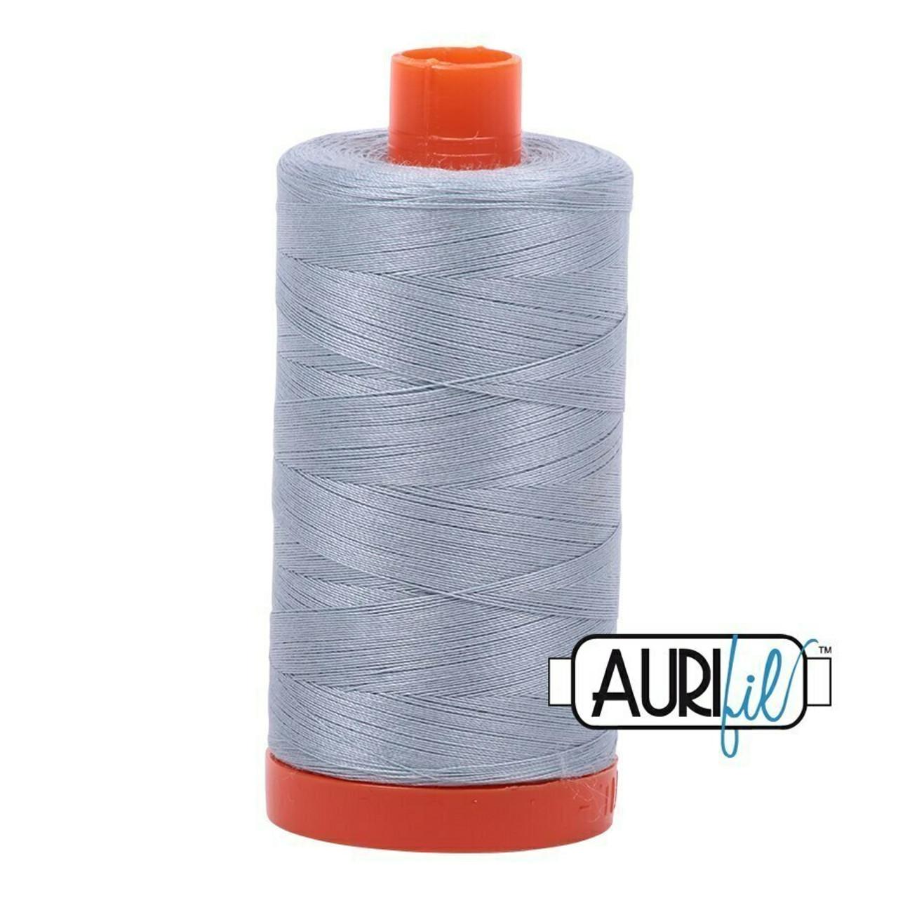 Aurifil 50wt Artic Sky (2612) thread