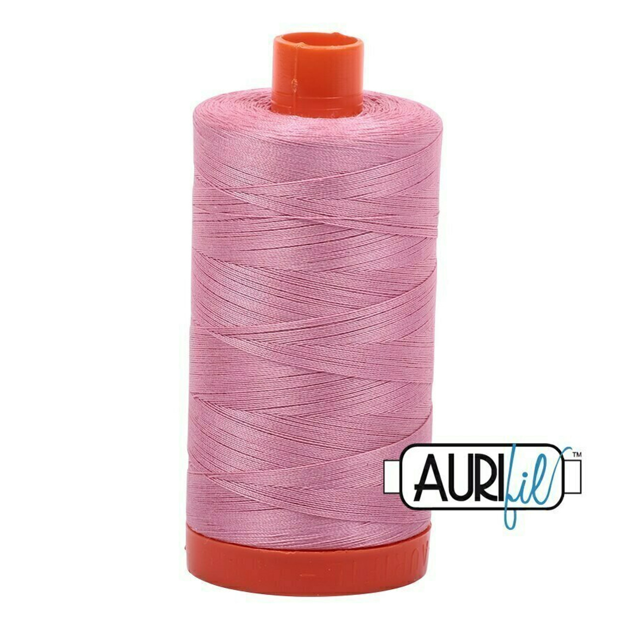 Aurifil 50wt Antique Rose (2430) thread
