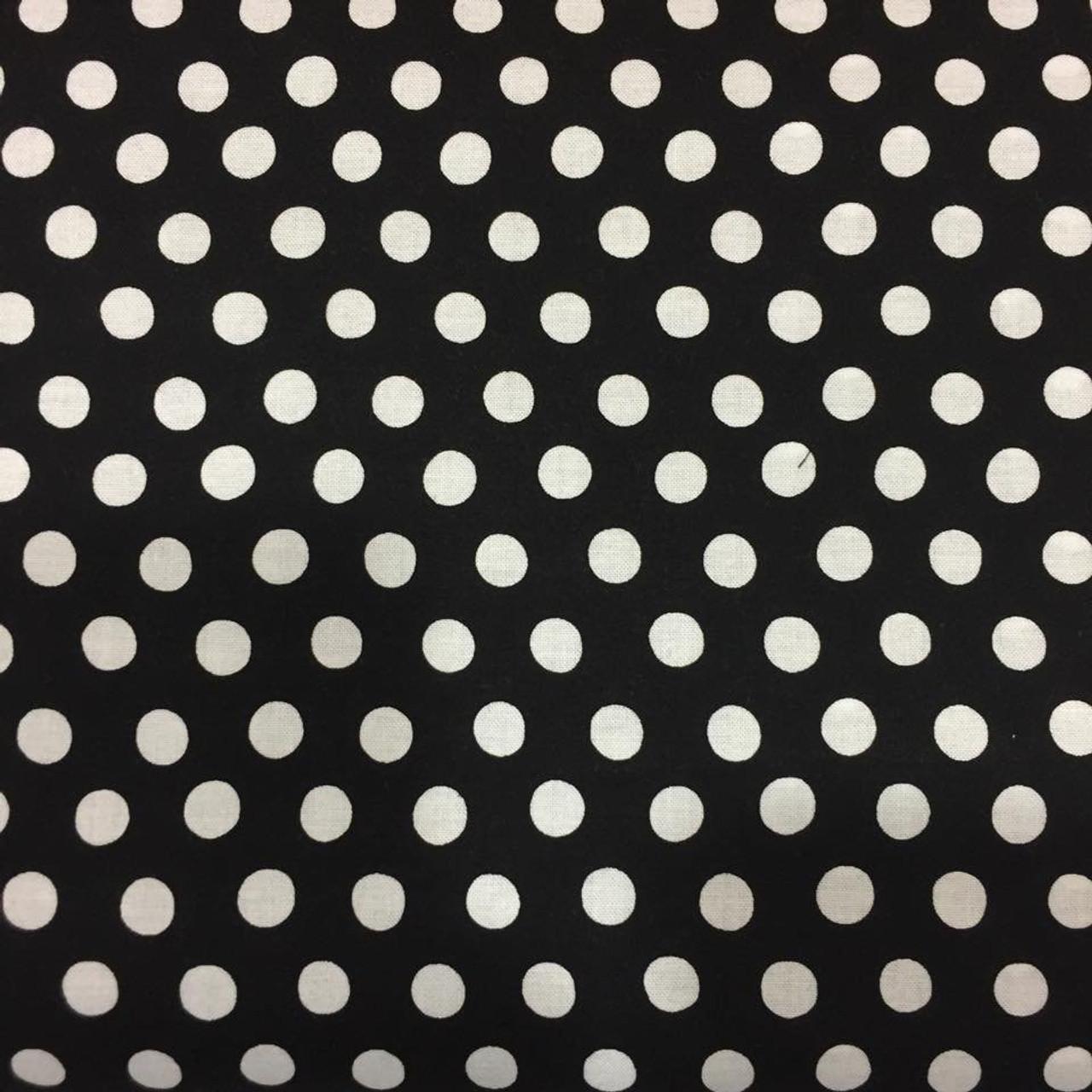 Kaffe Fassett Classics : White Spot on Black