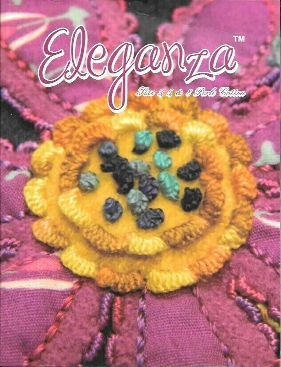 Eleganza Thread Colour Card