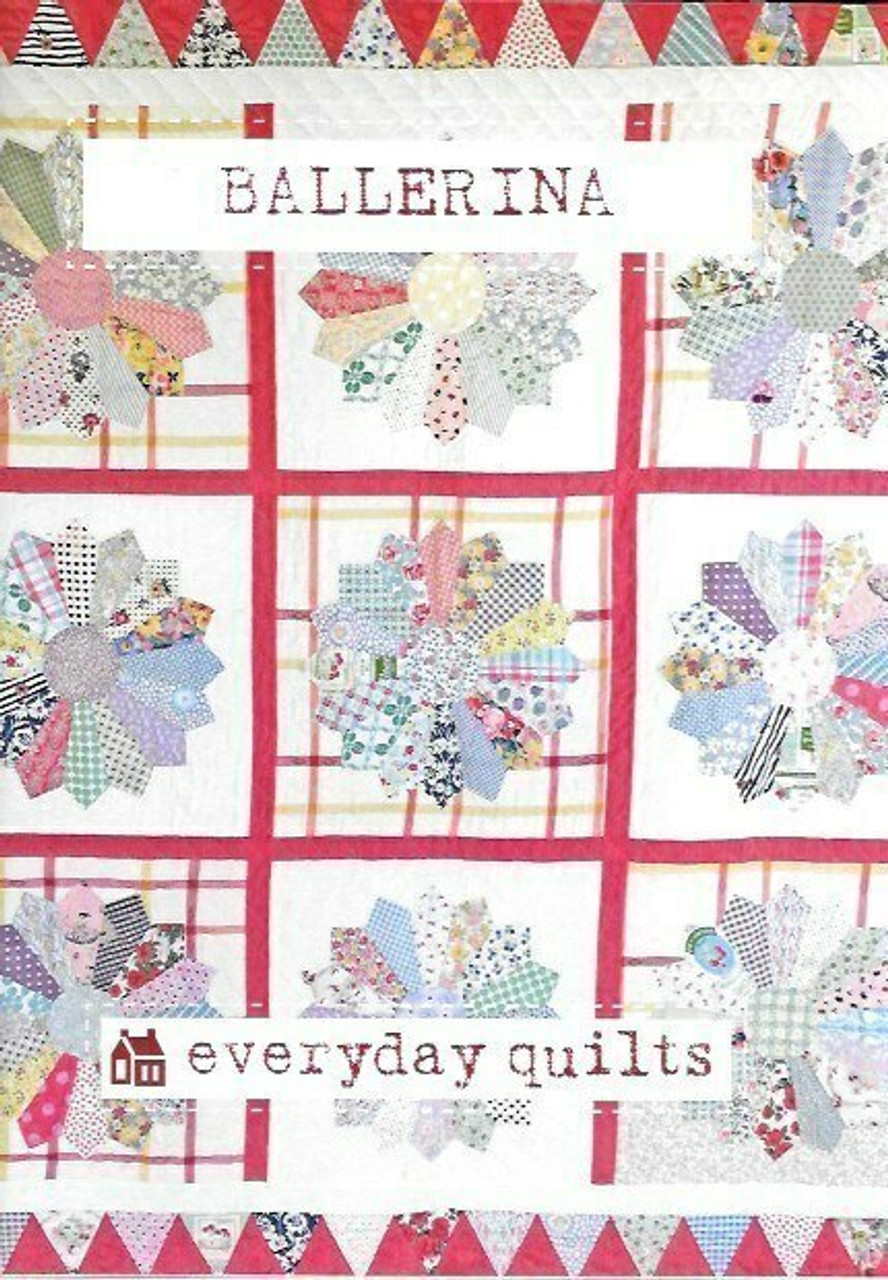 Everyday Quilts by Sandra Boyle : Ballerina