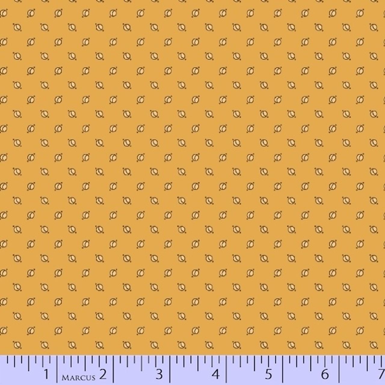 Meridian Stars - 8420, Mustard