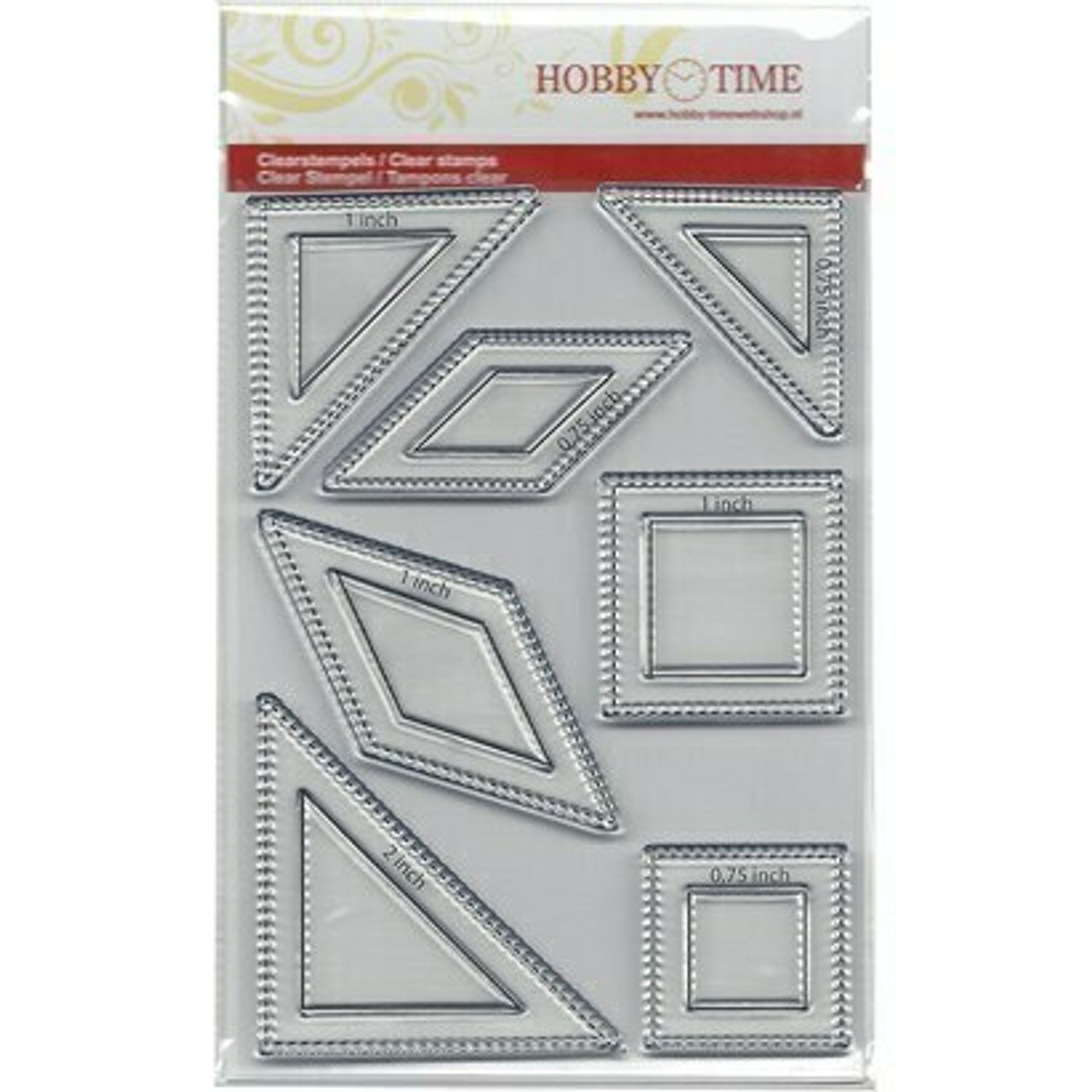 Hobby Time Le Moyne Star Stamp Set (Small)