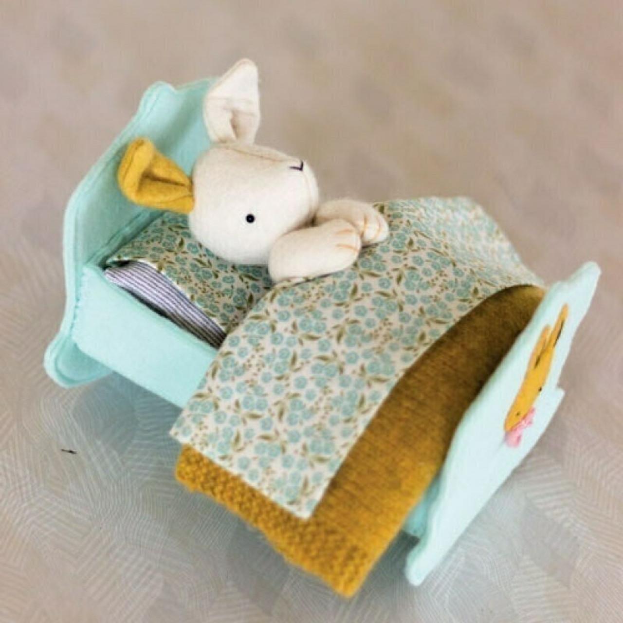 Rest Little Rabbit