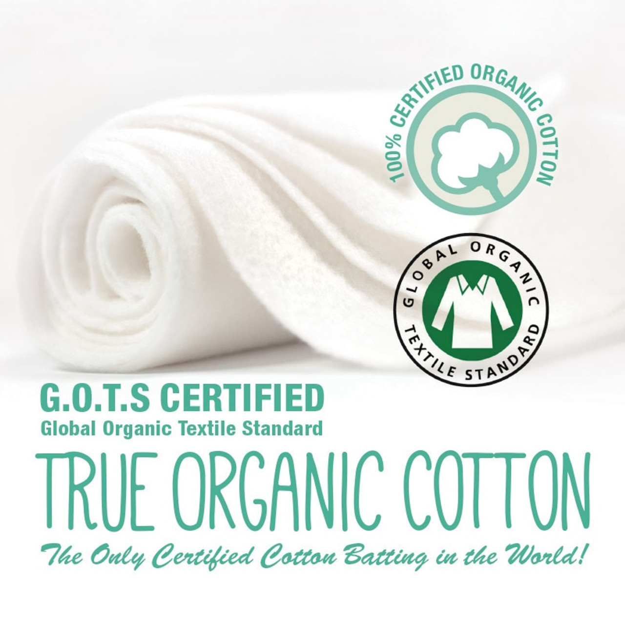 Organic Cotton Batting