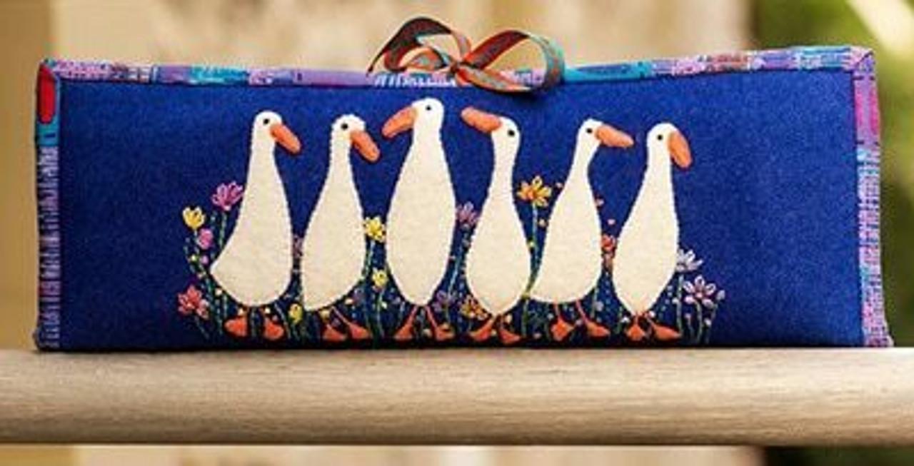Wendy Williams : Ducks in My Garden Thread Book