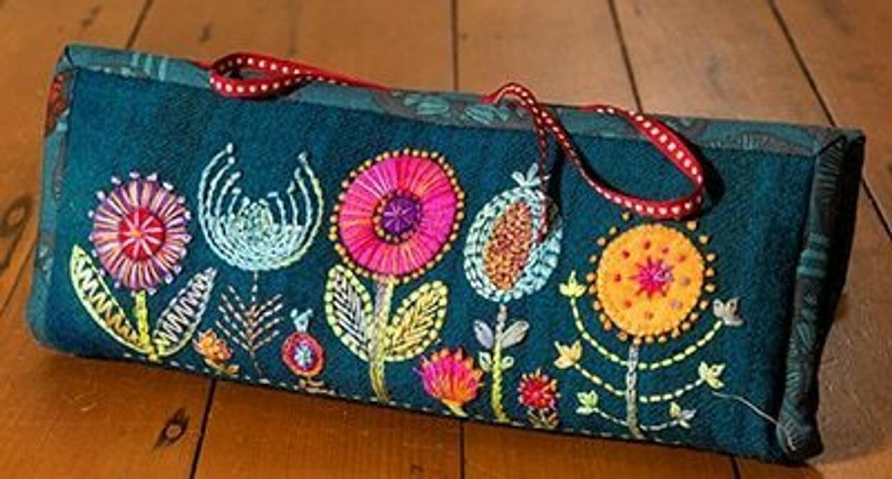Wendy Williams : Flower Garden Thread Book