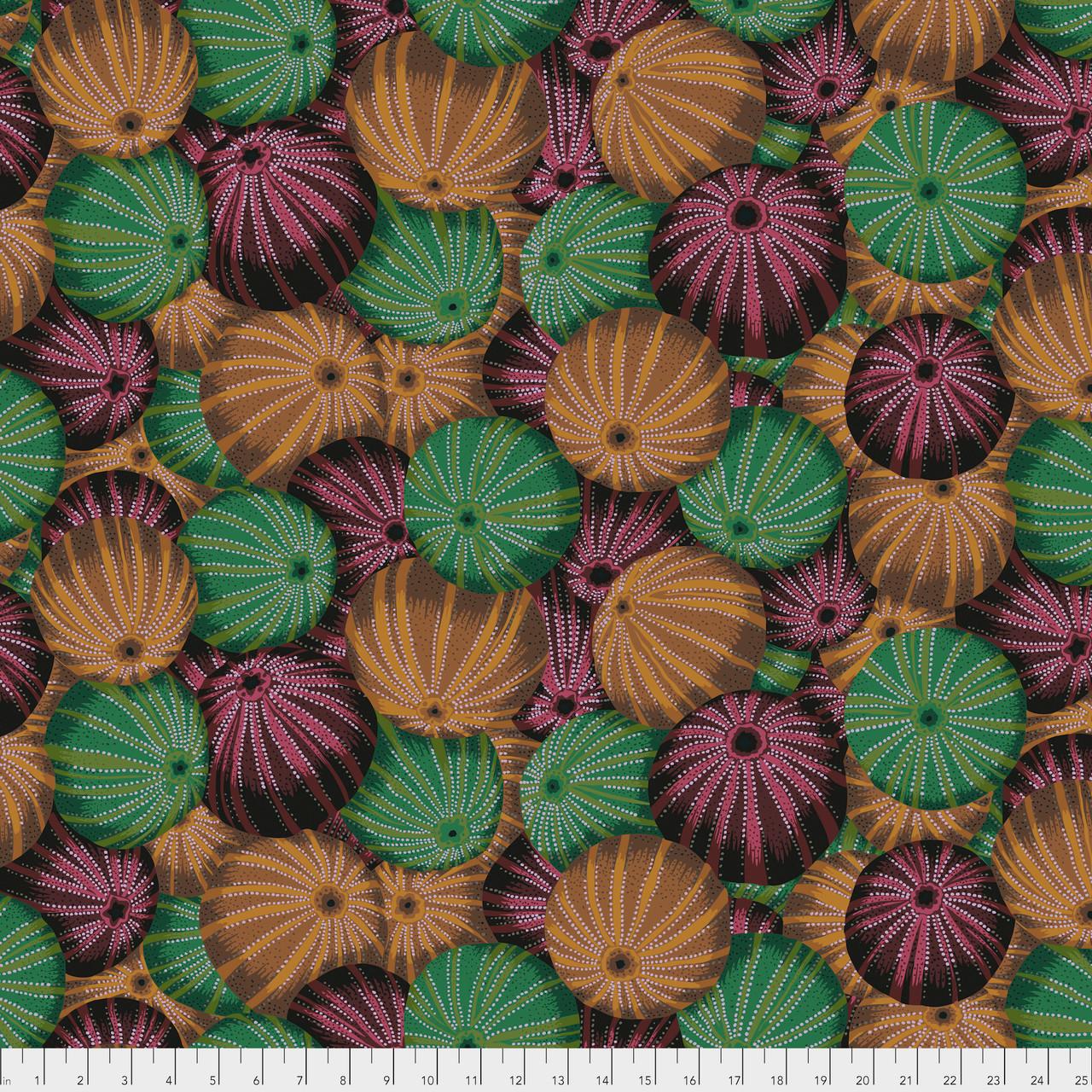 Kaffe Fassett Collective : Spring 2019, Sea Urchins, Antique