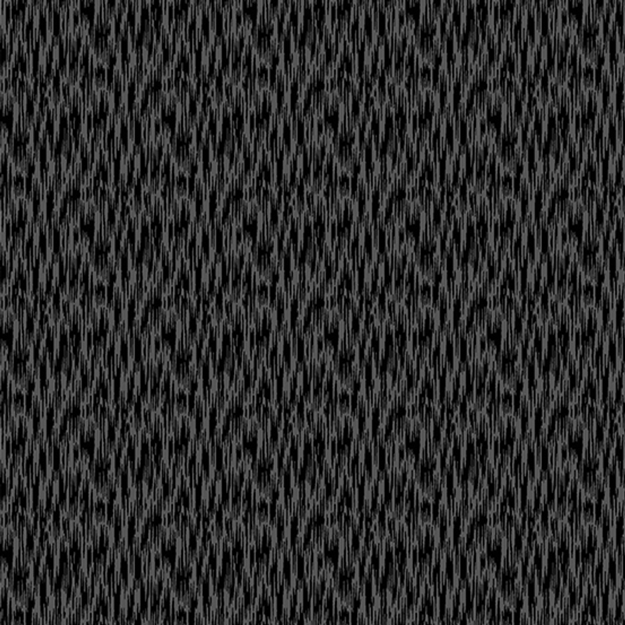 Moire by Di Ford Hall : Black