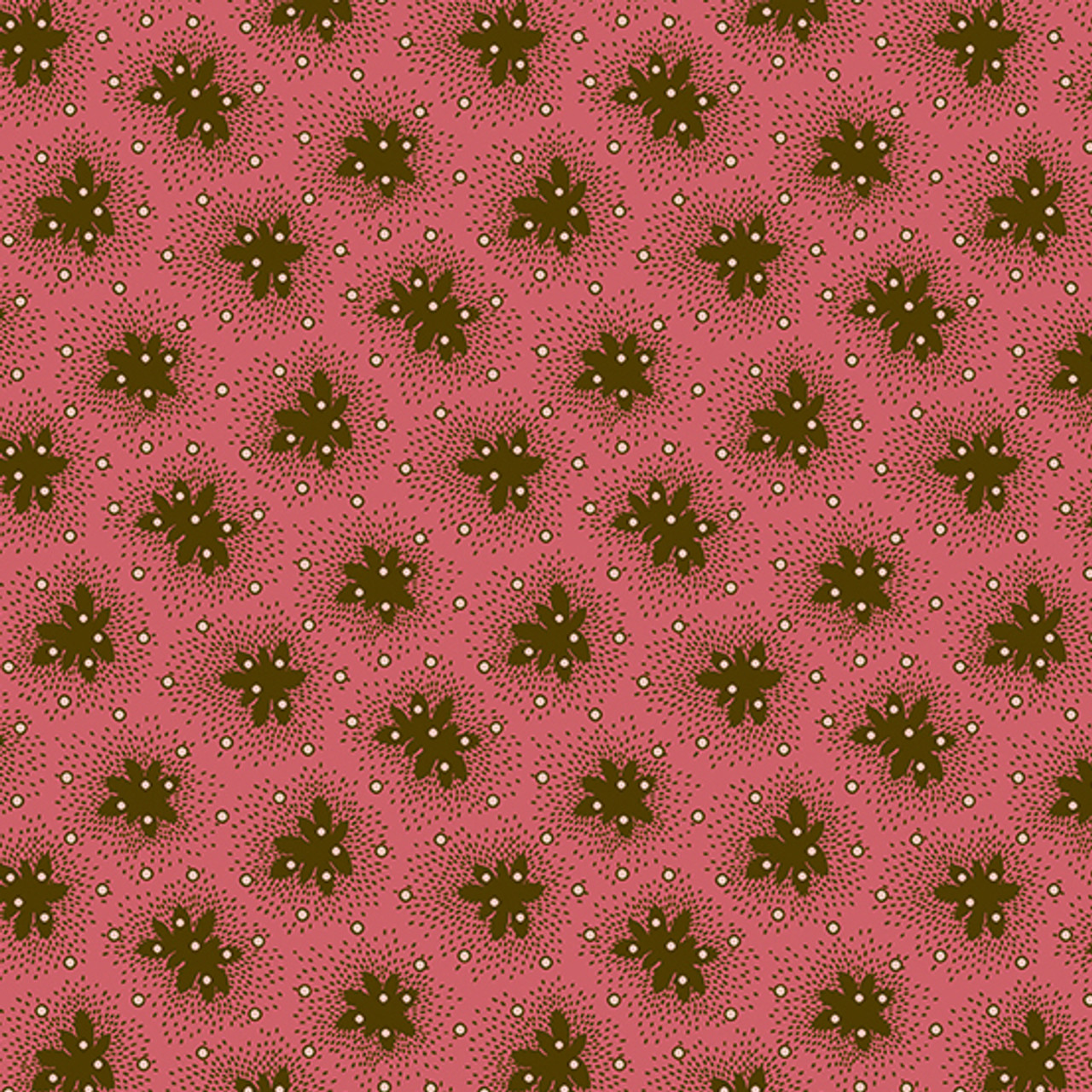 Chesapeake by Di Ford Hall : Clover, Pink