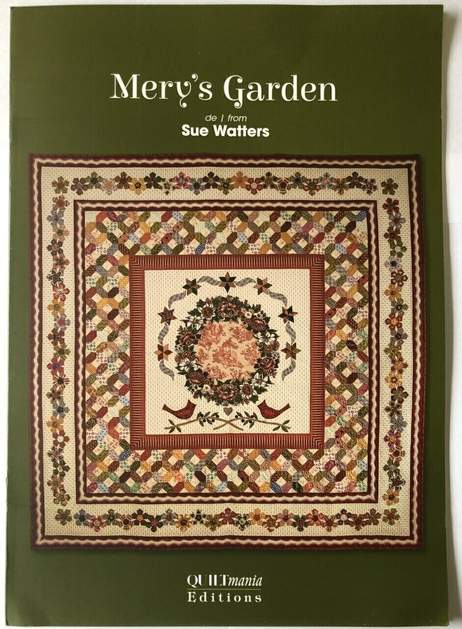 Mery's Garden by Sue Watters