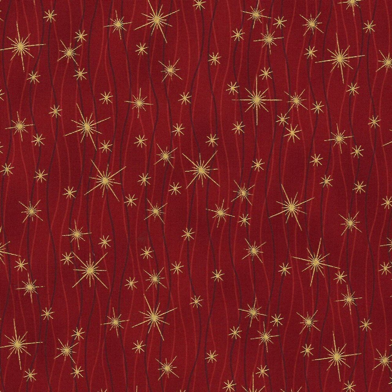 Christmas Wonders : Red Gold 409
