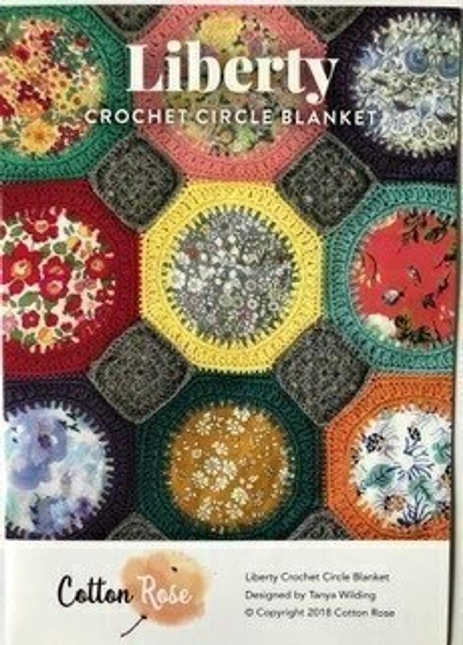 Cotton Rose : Liberty Circle Blanket