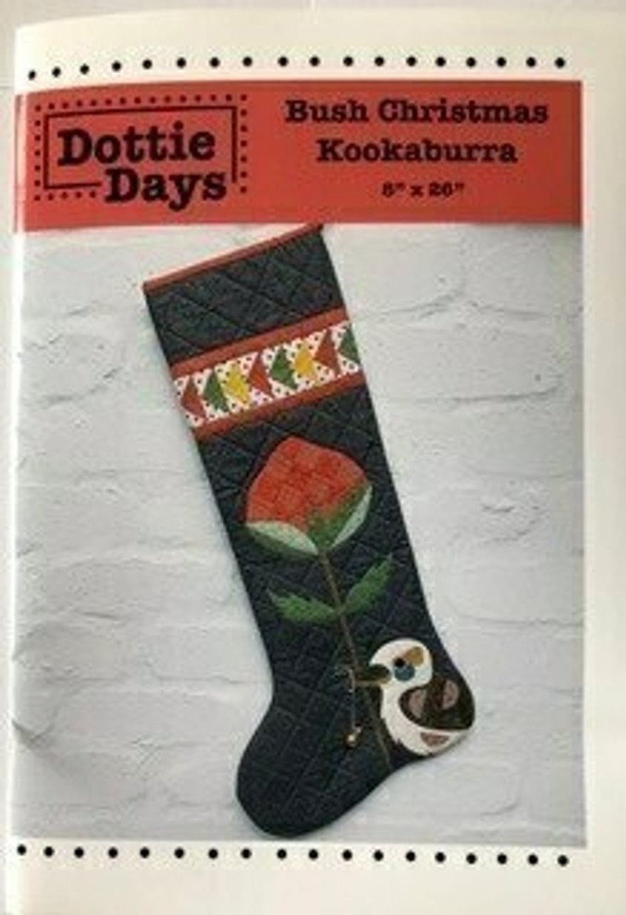 Dottie Days : Bush Christmas Kookaburra