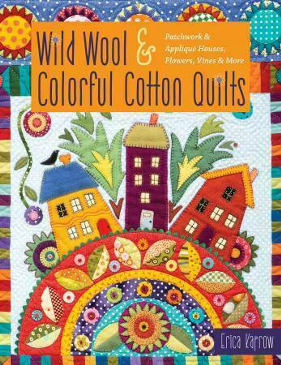 Wild Wool and Colourful Cotton Quilts