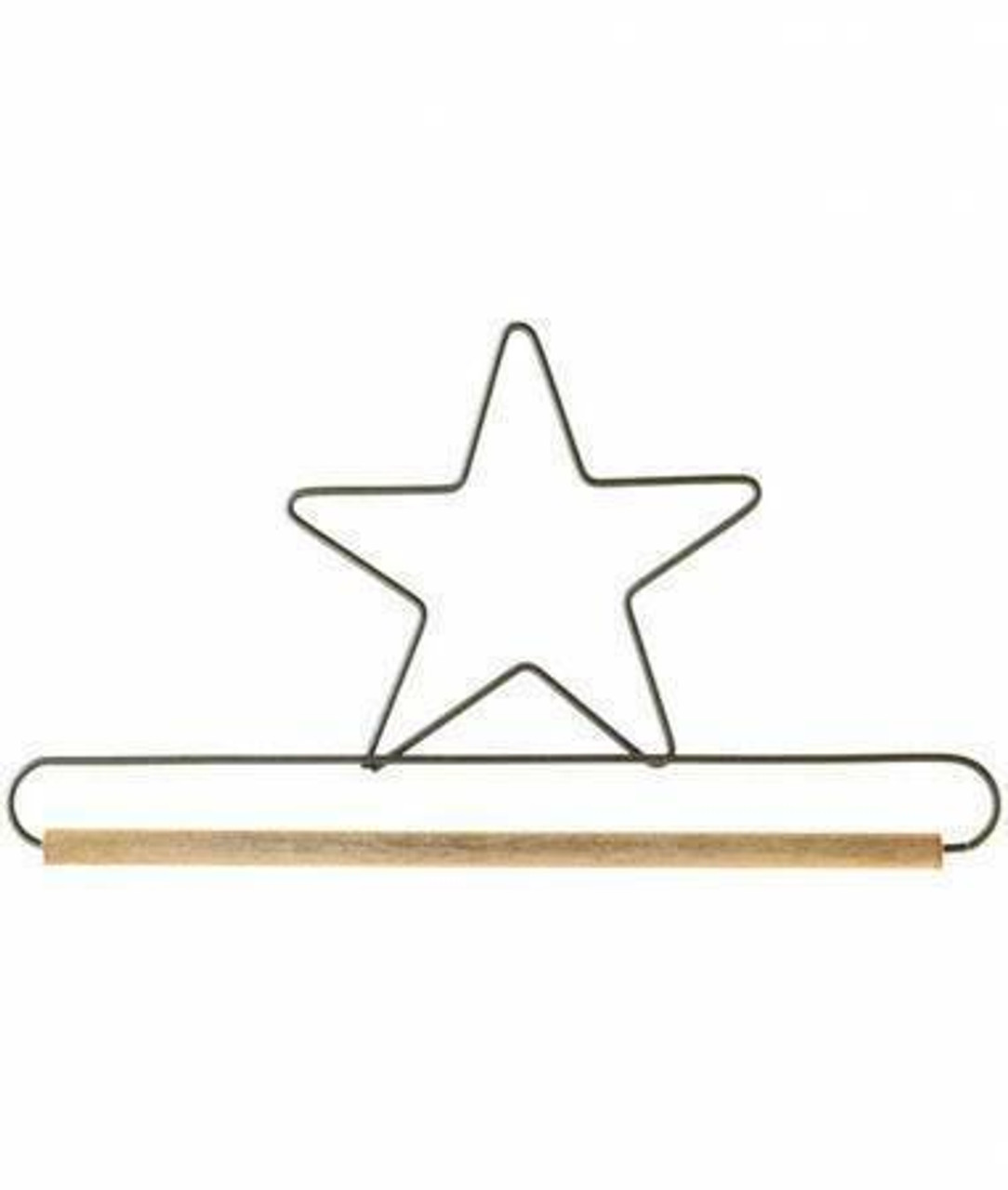 "6"" Star Quilt Hanger"
