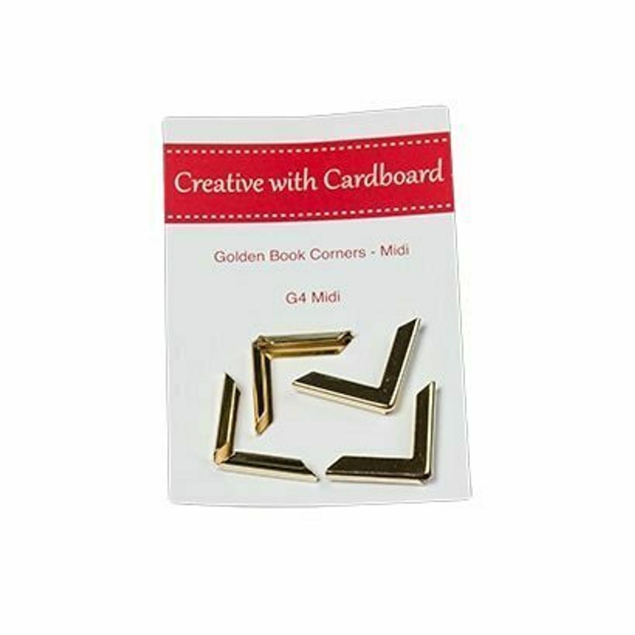 Rinske Stevens Designs: Golden Book Corners Midi