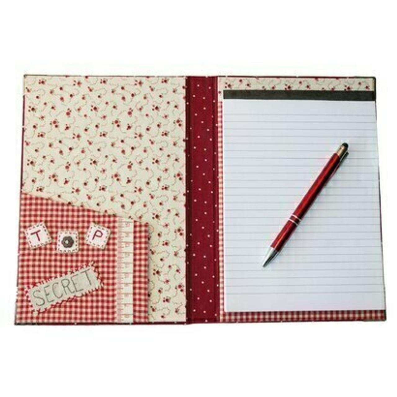 Rinske Stevens Designs: Large Notebook A5