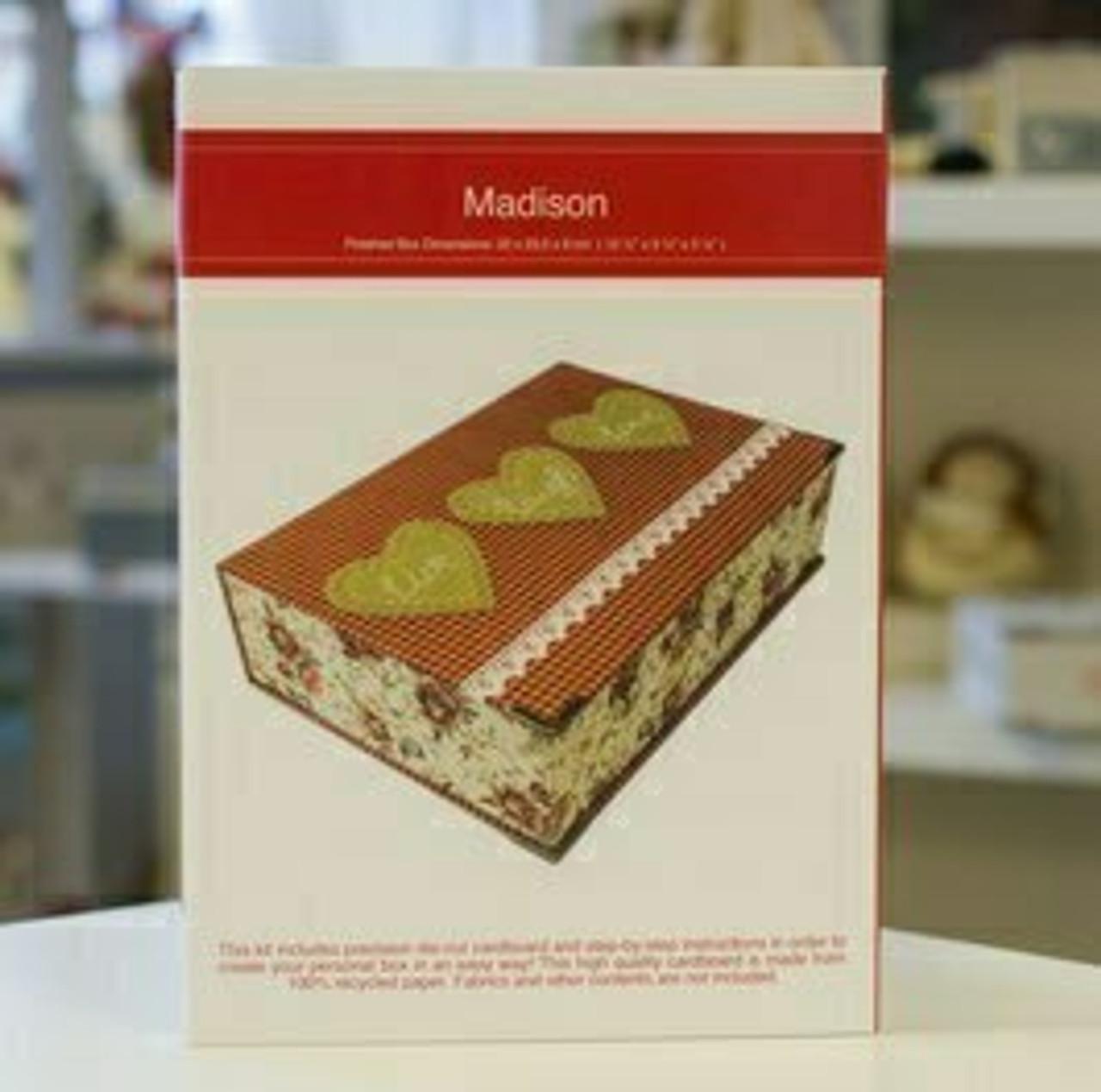 Rinske Stevens Designs: Madison