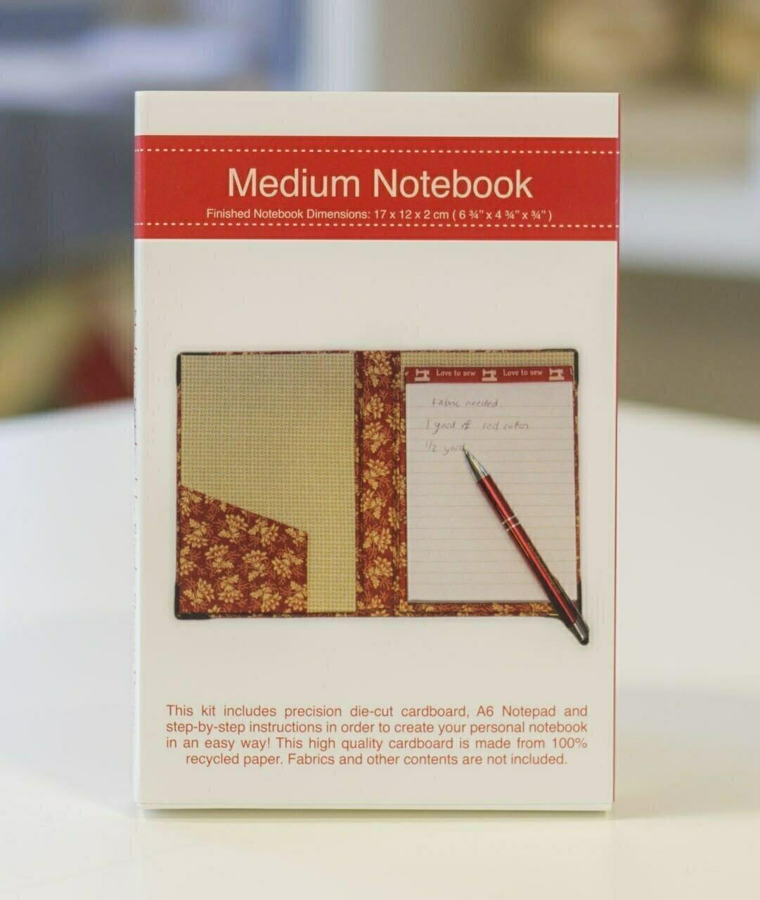 Rinske Stevens Designs: Medium Notebook A6