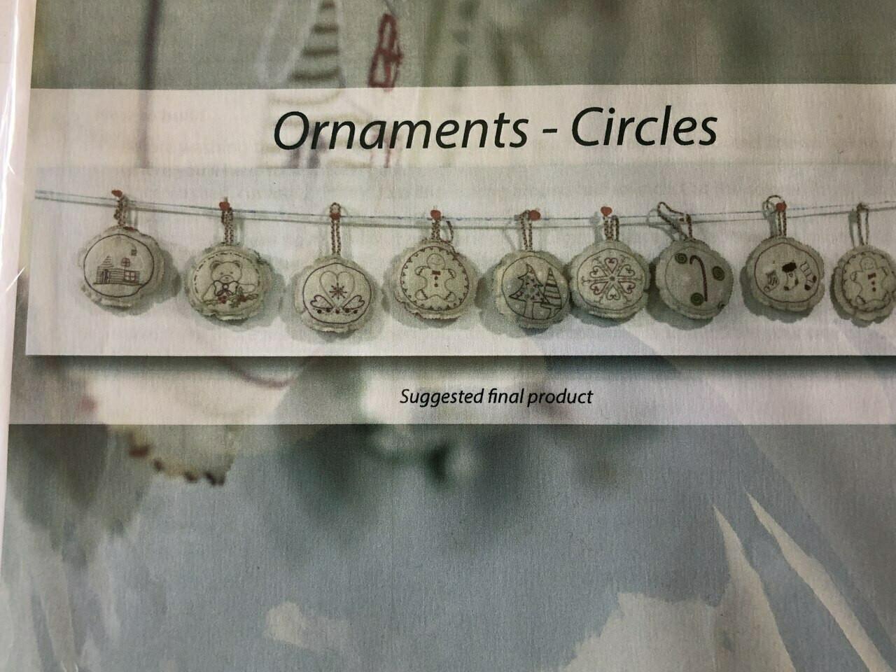 Le Petit Atelier : Ornaments - Circles