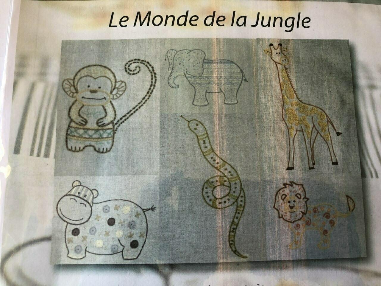 Le Petit Atelier : Le Monde de la Jungle