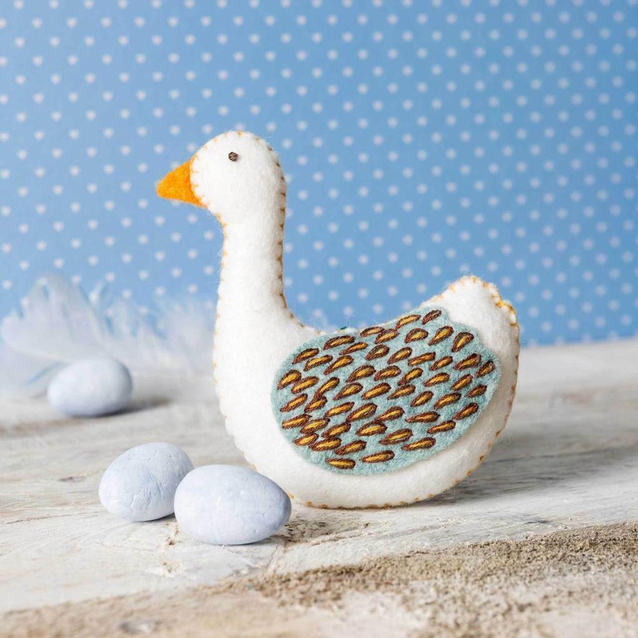 Goose a-Laying Mini Kit