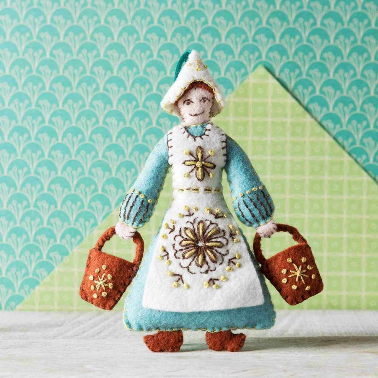Corinne Lapierre Maid a-Milking Mini Kit
