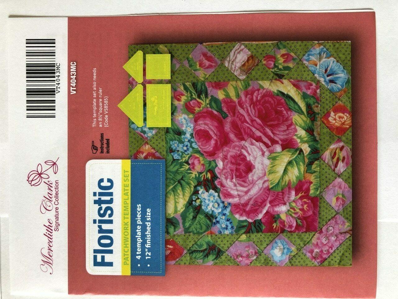 Meredithe Clark Designer Collection - Floristic templates
