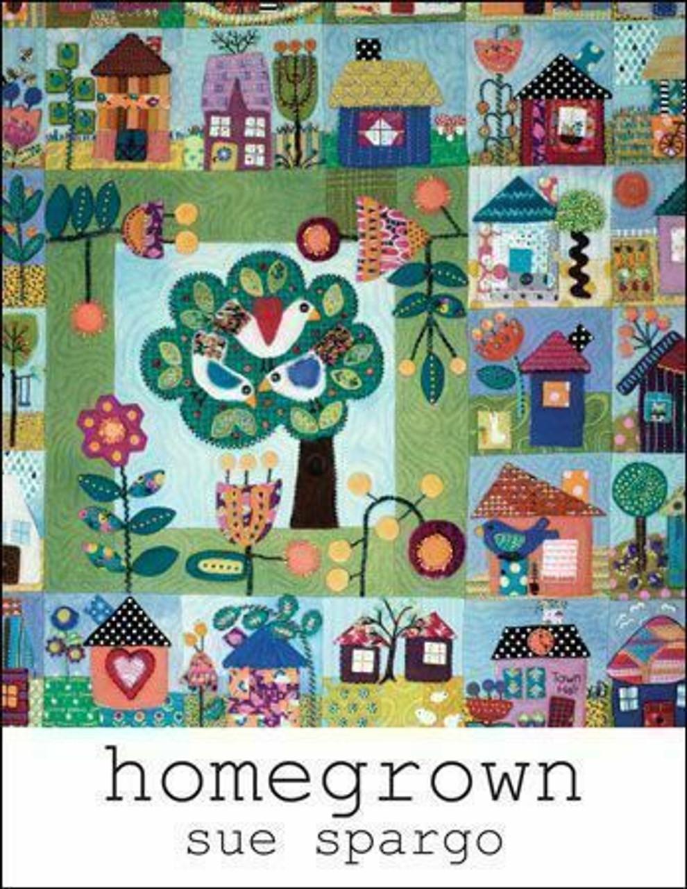 Sue Spargo : Homegrown