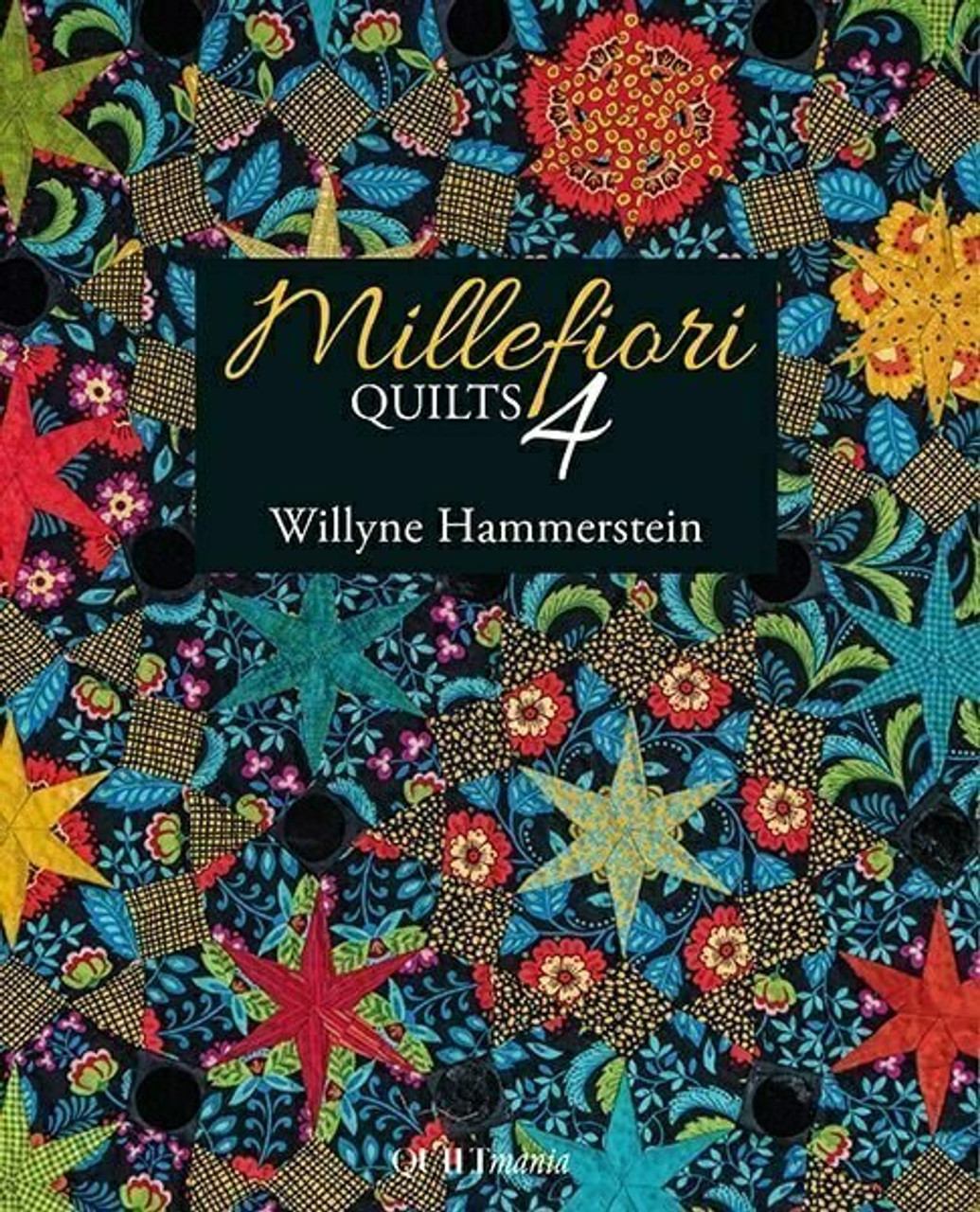 Millefiori Quilts 4 by Willyne Hammerstein