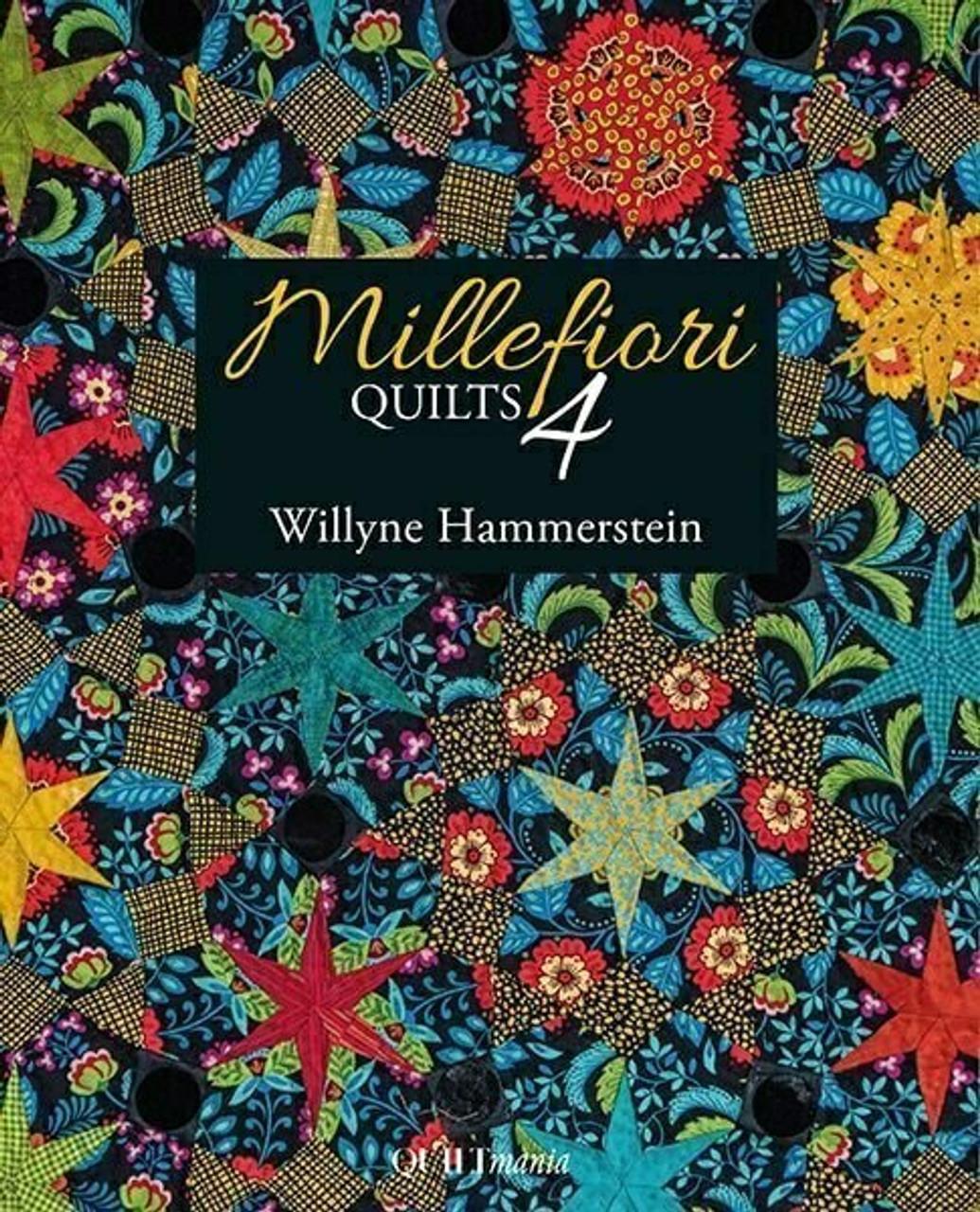 Millefiori Quilts 4 by Willyne Hammerstein