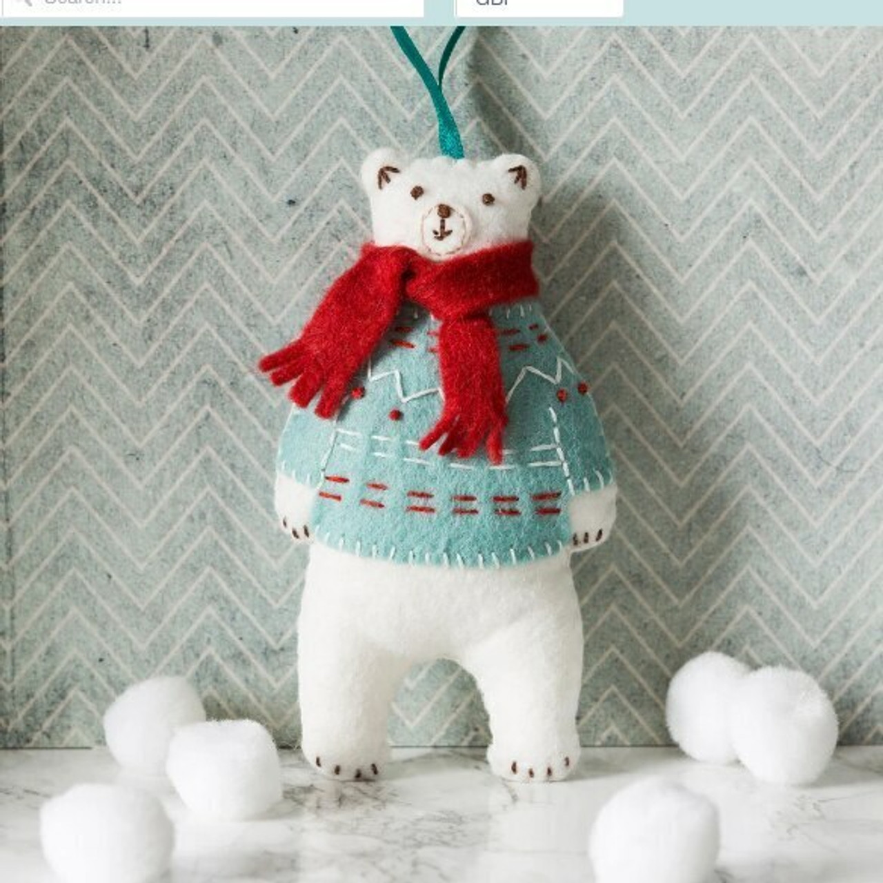 Polar Bear Mini Kit