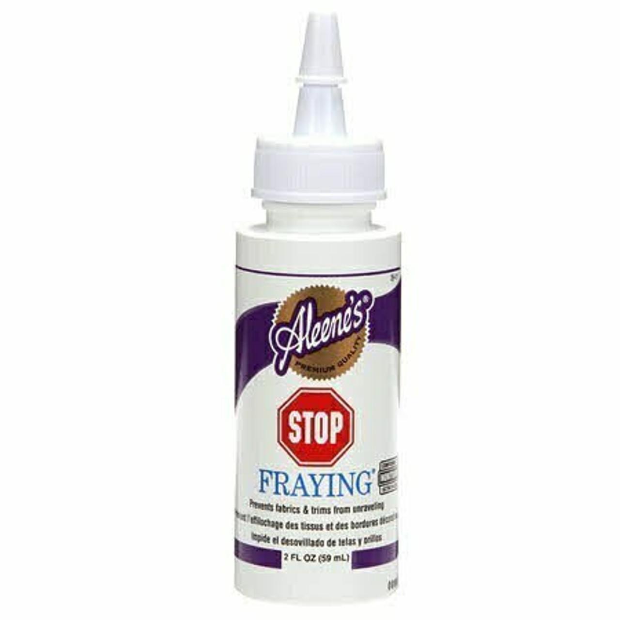 Aleene's Stop Fraying Glue 59ml (2oz)