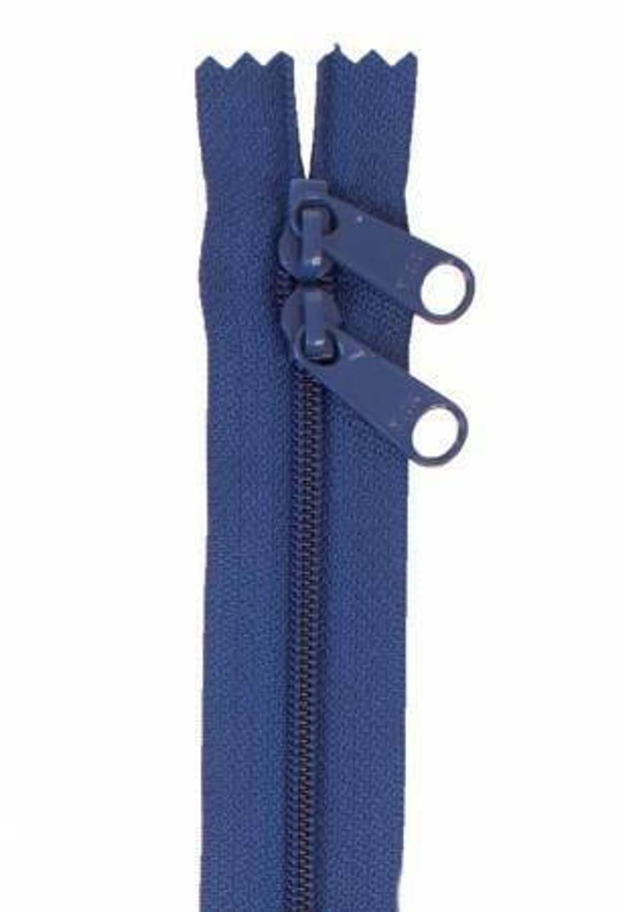 Handbag Zipper 30in -  Union Blue