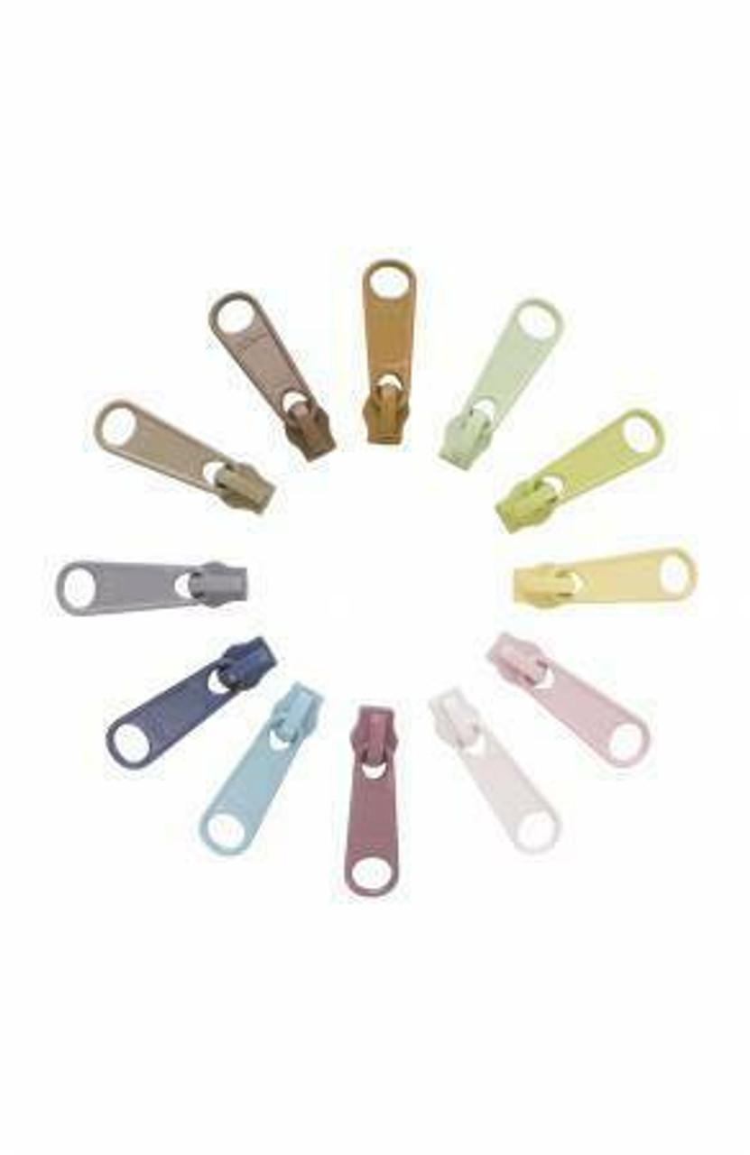 12 Zipper Pulls - Lights