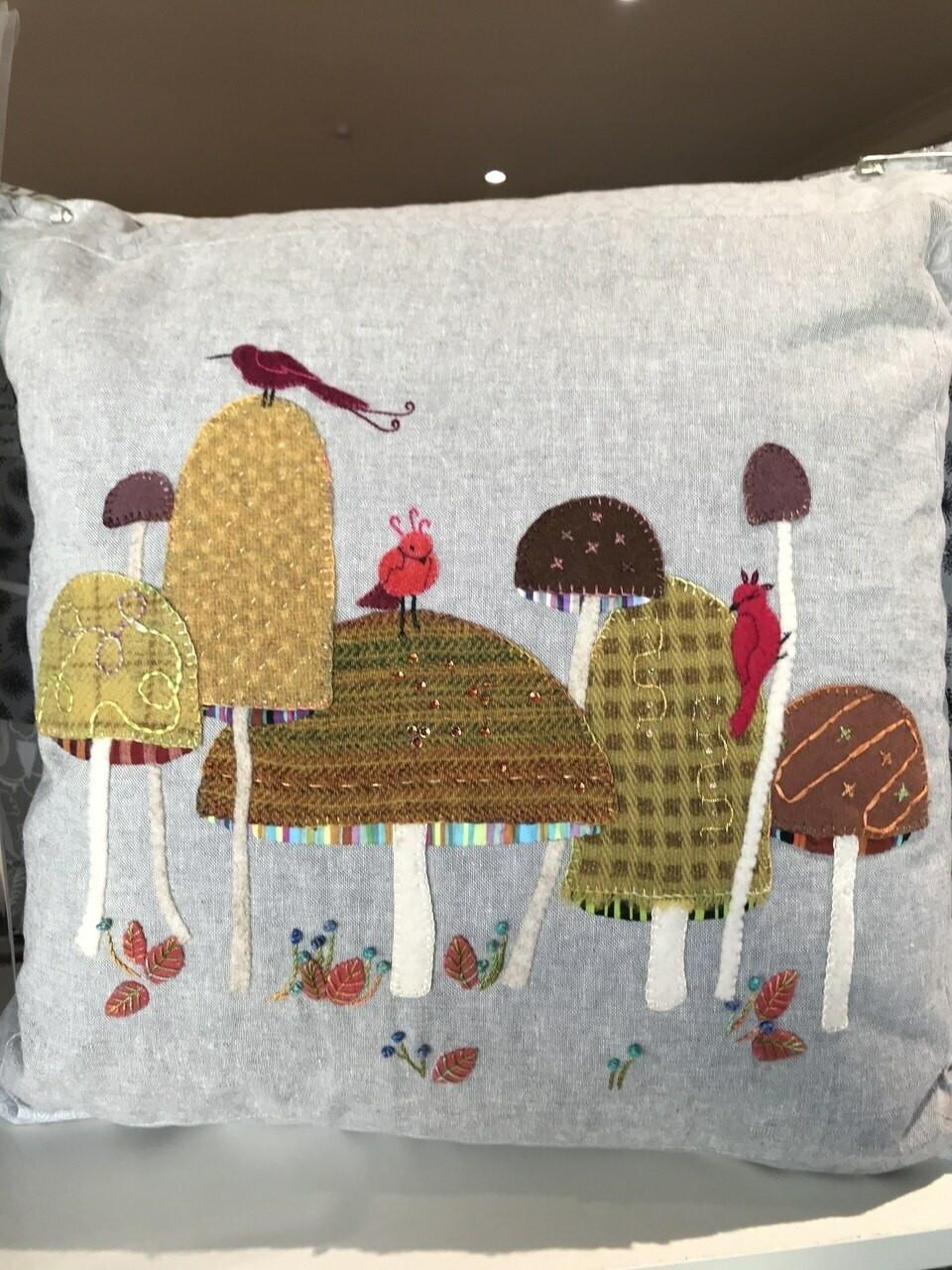 Veronique's Quilt Designs : Fantasies, Mushrooms