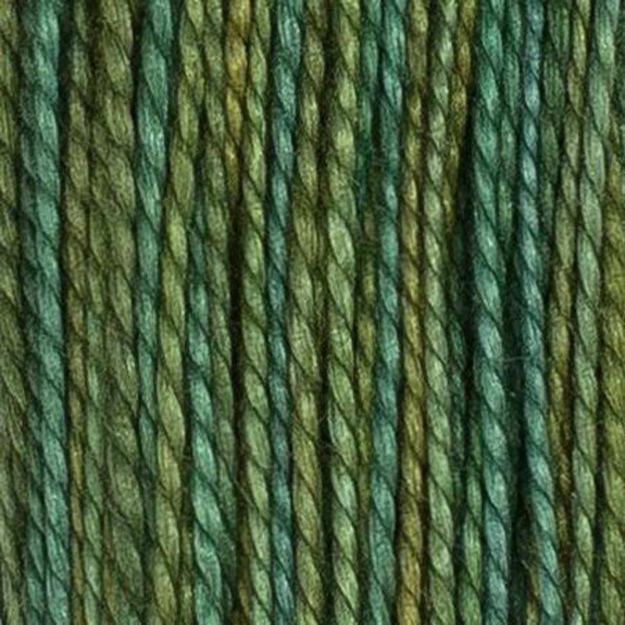 House of Embroidery : 8wt Perle Cotton - Bluegum (5A)