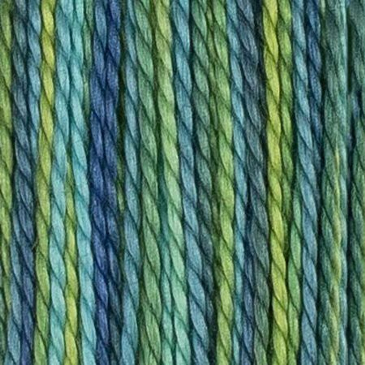 House of Embroidery : 8wt Perle Cotton - Aquatic (28B)